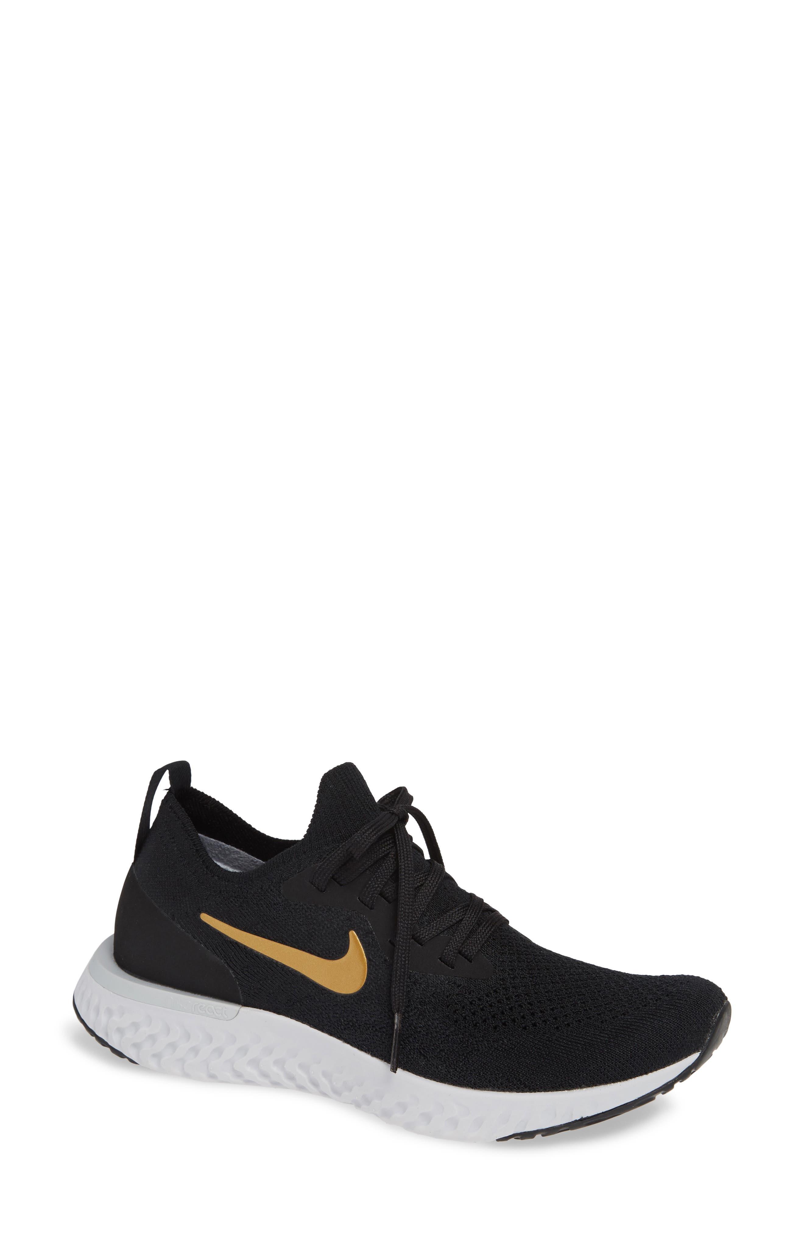 on sale a7582 8174d ... netherlands nike epic react flyknit running shoe women 5f93f a839f