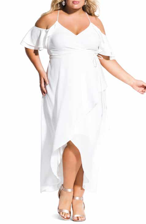 e9abc8e000f City Chic Miss Jessica Maxi Dress (Plus Size)
