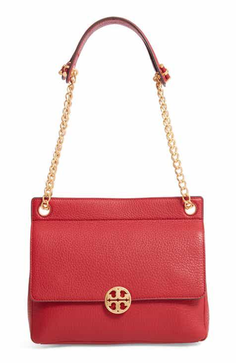 Tory Burch Chelsea Flap Leather Shoulder Bag f334b407b1