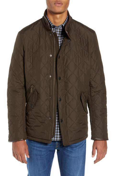 c9414970e702 Men s Quilted Coats   Jackets