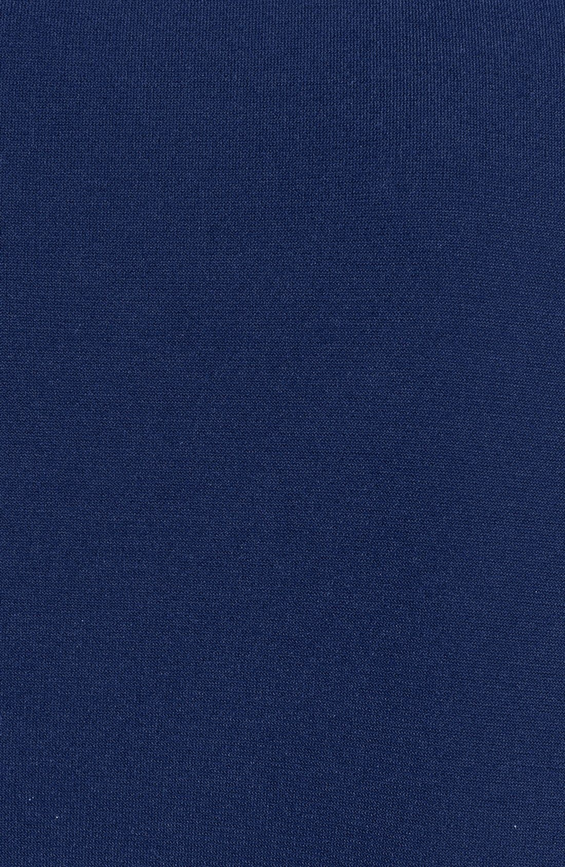 Alternate Image 3  - Vince Camuto Faux Wrap Jersey Jumpsuit