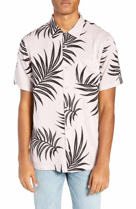 Vans Palms for Peace Camp Shirt