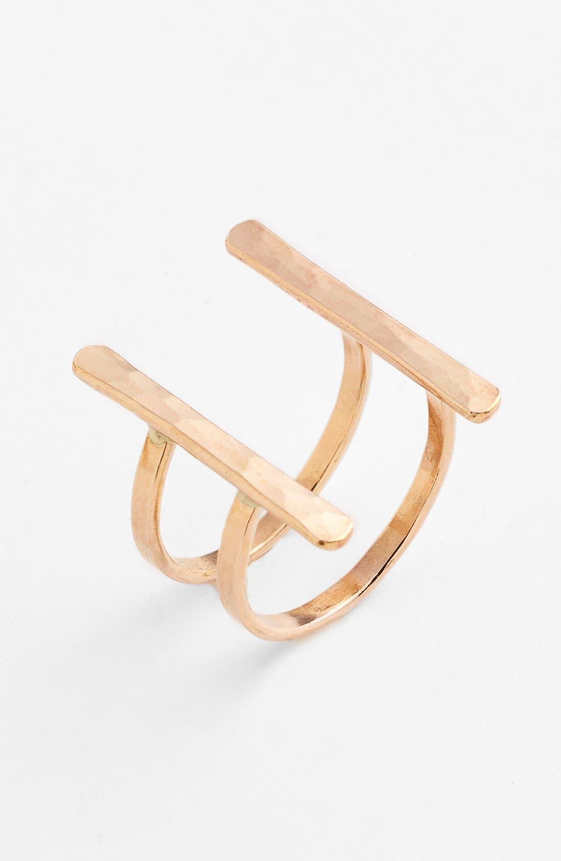 Main Image - Ija Double Bar Open Ring