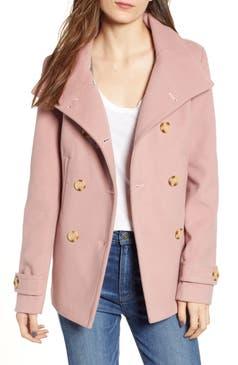 Women S Pink Coats Jackets Nordstrom