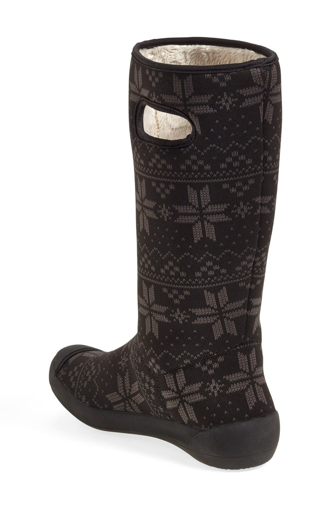 Alternate Image 2  - Bogs 'Summit - Sweater' Waterproof Boot (Women)