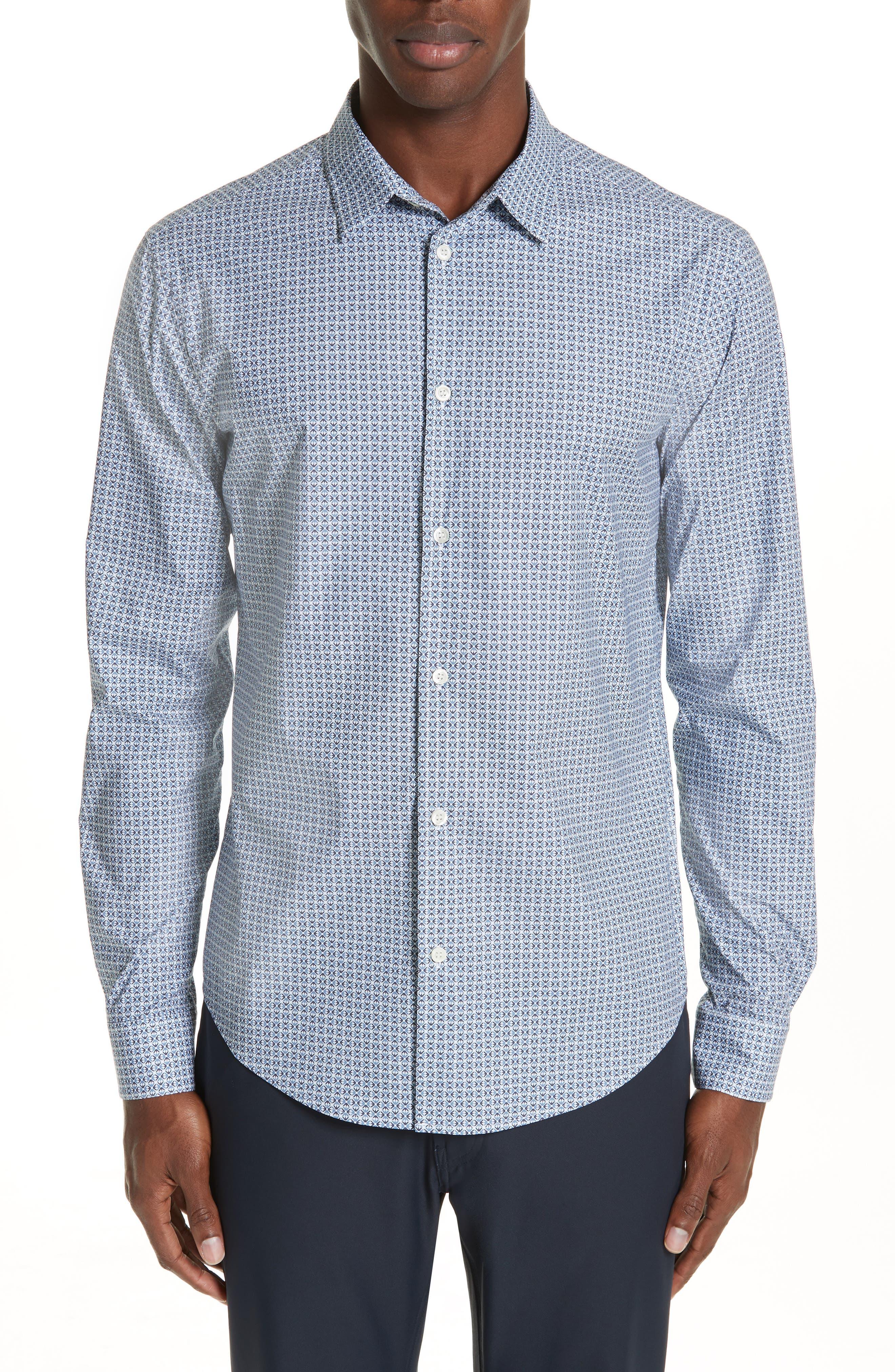 7ccdd6b88a Men's Emporio Armani Shirts | Nordstrom