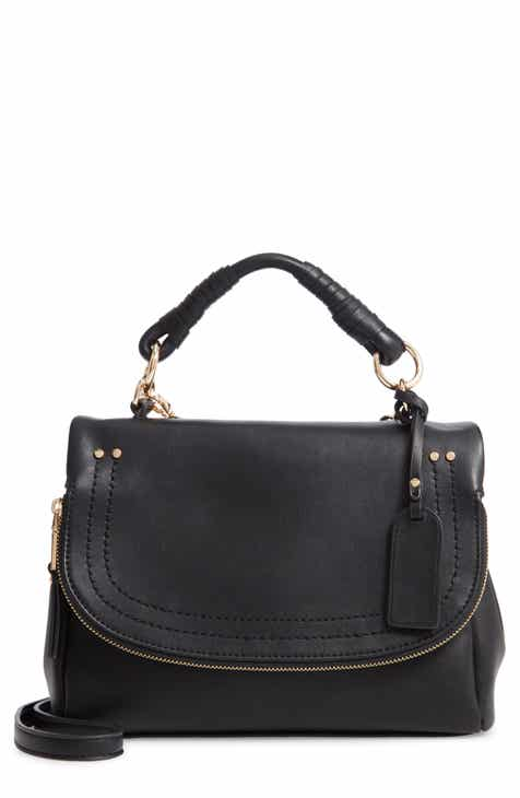 Sole Society Rubie Faux Leather Crossbody Bag
