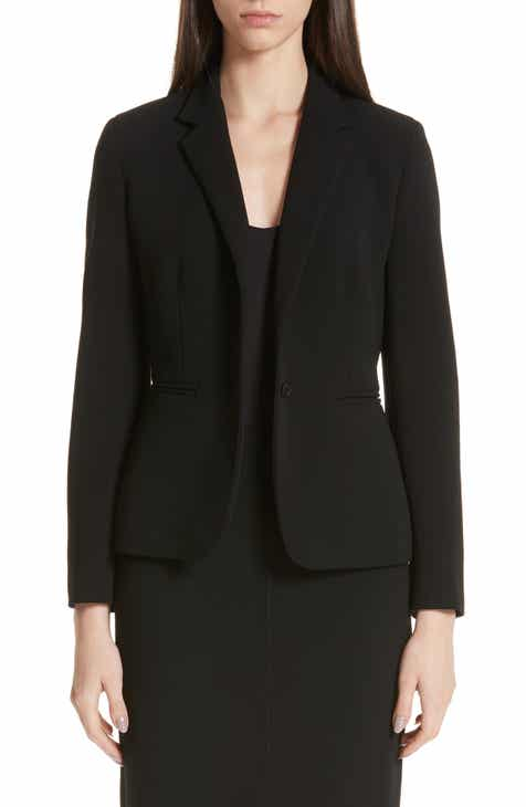 Max Mara Gala Stretch Wool Jacket c2ba668c4c8