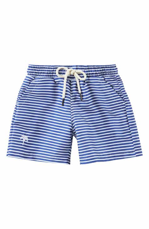 f69f834cc3 OAS SWIM Stripe Swim Trunks (Toddler Boys, Little Boys & Big Boys)