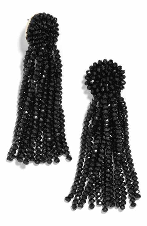 Baublebar Beaded Tel Earrings