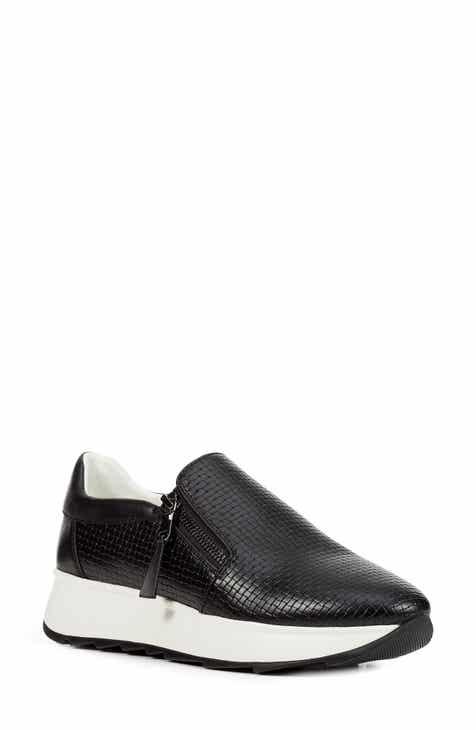 c0dca0dda6f Geox Gendry Zip Sneaker (Women)