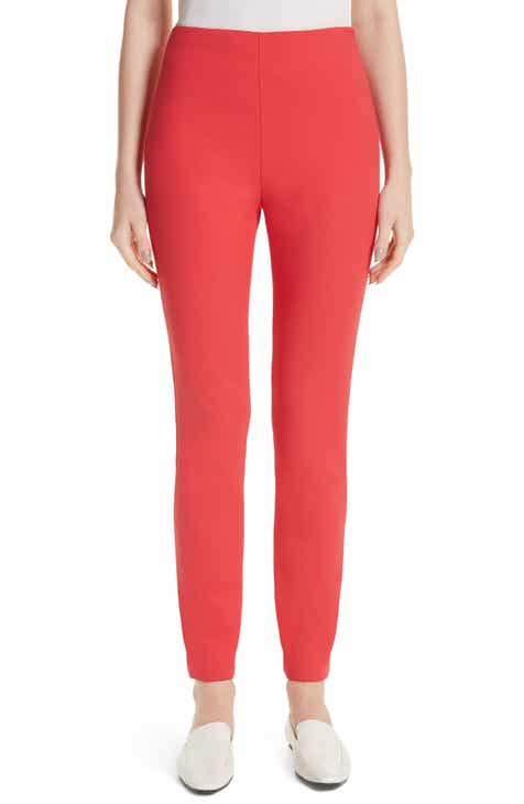 St. John Collection Stretch Double Weave Ankle Pants by ST. JOHN COLLECTION