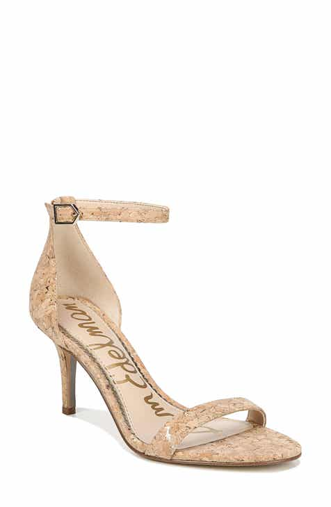 0ad5069add2 Sam Edelman  Patti  Ankle Strap Sandal (Women)