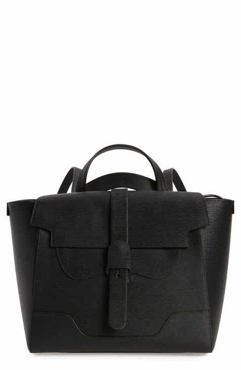 Senreve Maestra Textured Leather Satchel 6f3ebb217b