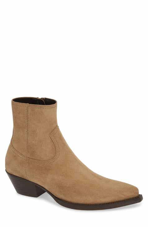 fa70650d17e Saint Laurent Lukas 40 Zip Boot (Men)