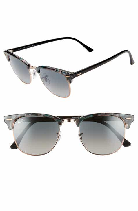 7bcaea65e8a Ray-Ban Clubmaster 51mm Gradient Sunglasses