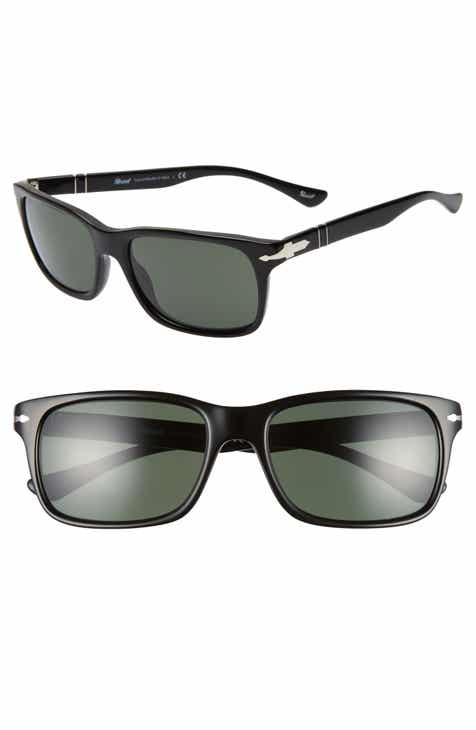 51685ea84d8 Persol 58mm Rectangular Sunglasses