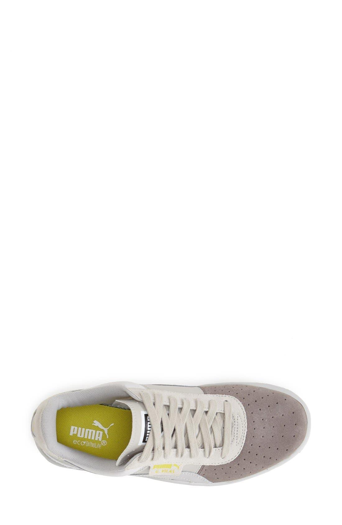 Alternate Image 3  - PUMA 'G. Vilas - Blocks and Stripes' Sneaker (Women)