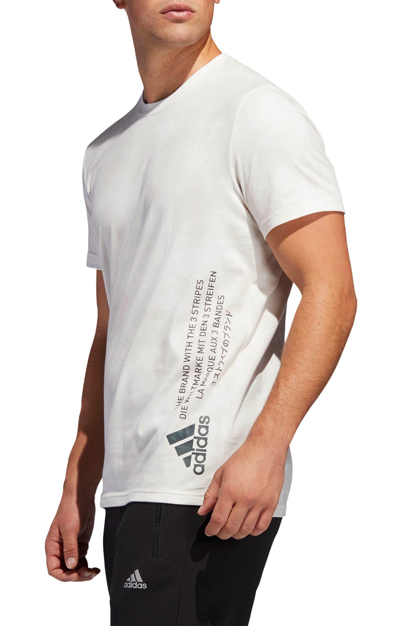 check out 8beba c131f Men s Adidas T-Shirts, Tank Tops,   Graphic Tees   Nordstrom