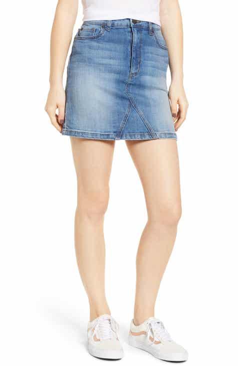 STS Blue Meghan Denim Miniskirt