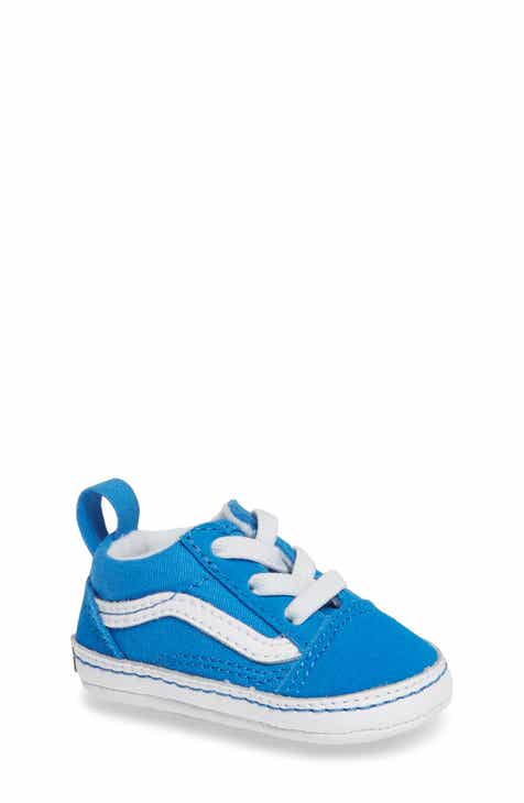 Vans Old Skool Crib Shoe (Baby) 7714af1756f