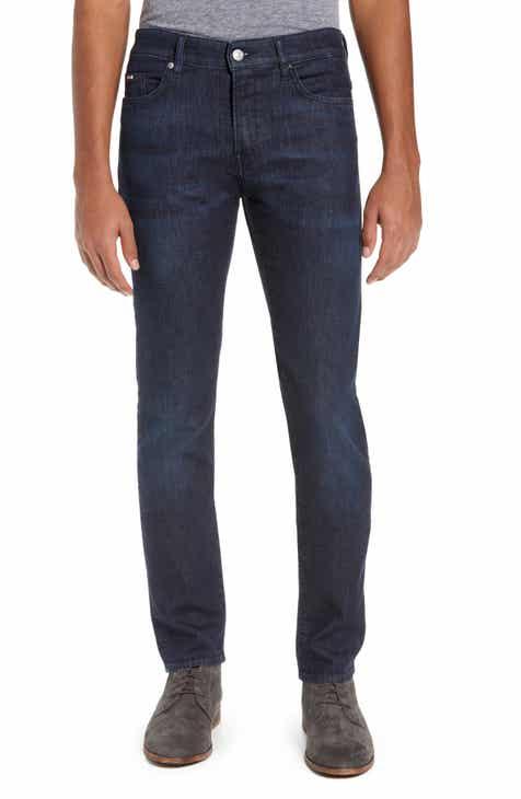 BOSS Delaware Slim Fit Jeans (Denim) 82fb6f857