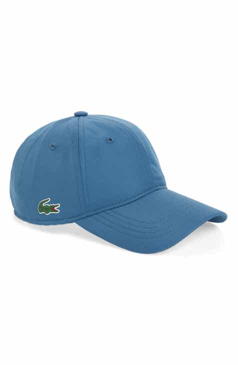 Lacoste Men s Hats Clothing 35f37df12ac