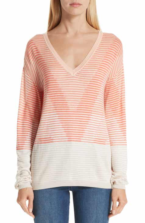 St. John Collection Dégradé Drop Needle Sweater by ST. JOHN COLLECTION