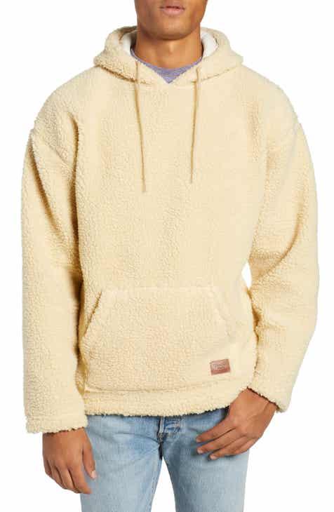 Brixton Fleece Pullover Hoodie 5e4ea8e919d