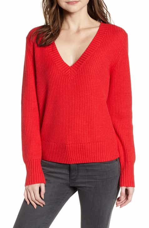 d3f0ea15af1 Chelsea28 V-Neck Sweater