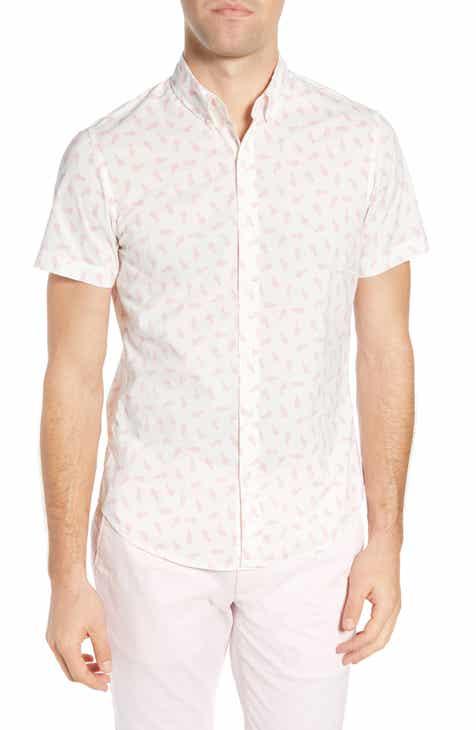 de777830d778 Bonobos Riviera Slim Fit Pineapple Print Sport Shirt