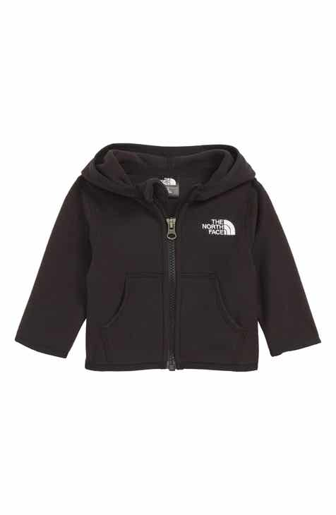 df9ca15f76422 The North Face Glacier Full Zip Hoodie (Baby)