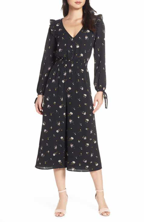 e747a0628905 Women s Long Sleeve Jumpsuits   Rompers