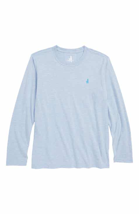 johnnie-O Nose Ride Long Sleeve T-Shirt (Big Boys)