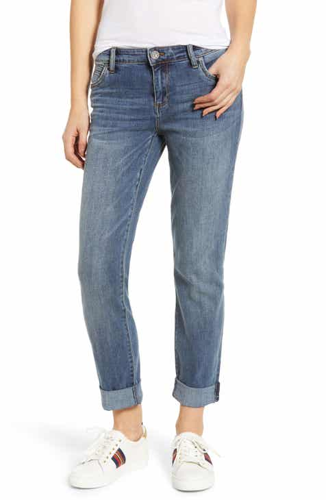 KUT from the Kloth Catherine Slim Boyfriend Jeans (Version) 23cad5d48