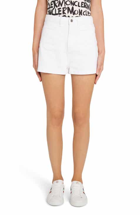 Moncler Denim Shorts by MONCLER