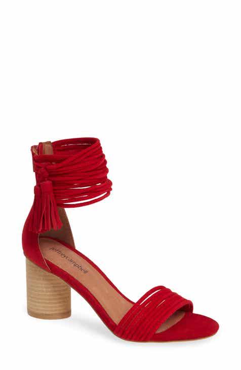 e5c98852dbd Jeffrey Campbell Pallas Ankle Strap Sandal (Women)