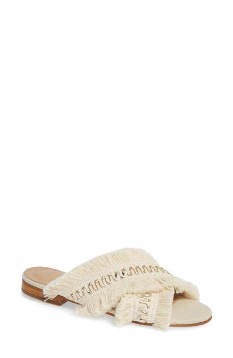 68ae7feac379dd Kaanas Ibiza Frayed Slide Sandal (Women)