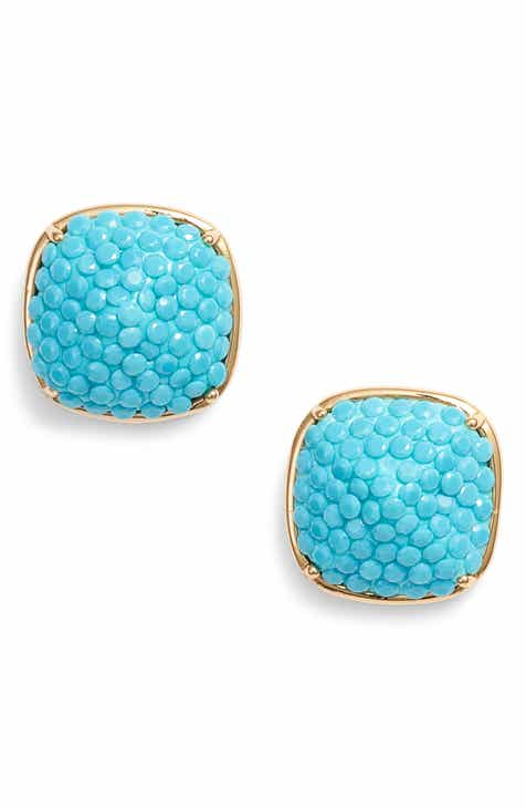 a5d1ac935910c kate spade new york pavé small square stud earrings