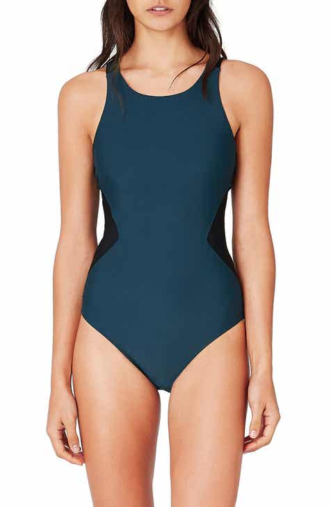 f7534620e0 Sweaty Betty Glide One-Piece Swimsuit