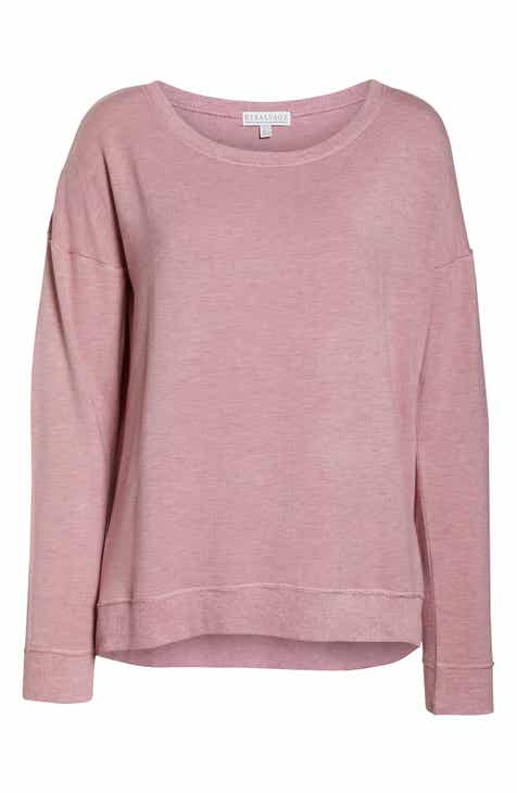 PJ Salvage Lounge Essentials Long Sleeve Tee by PJ SALVAGE