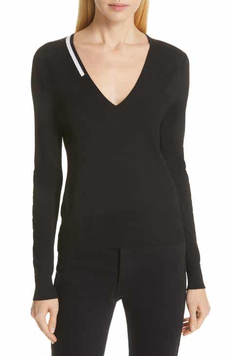 Equipment Demia V-Neck Sweater by EQUIPMENT