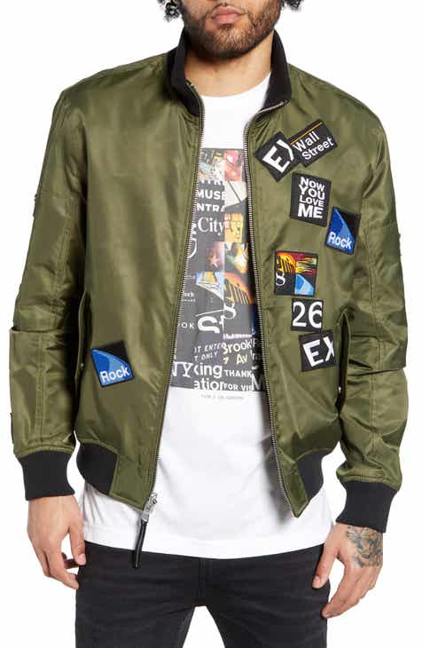 df6c35d08f9c The Very Warm Lucian Reversible Bomber Jacket