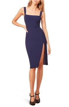 Square Neckline Dress Nordstrom