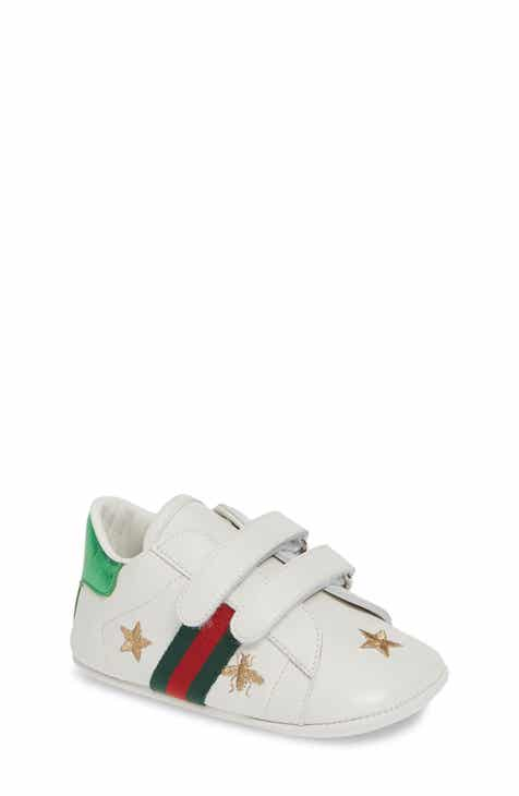 3161055d37d Gucci New Ace Crib Shoe (Baby)