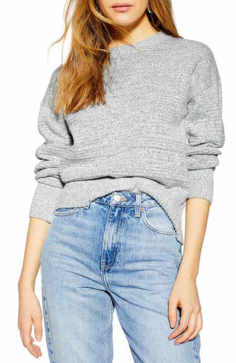 6ac6dedc1d24 Topshop Ottoman Stitch Sweater