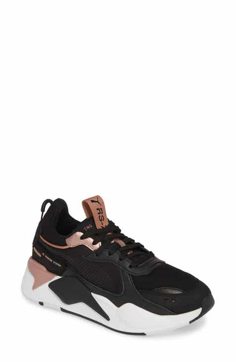 PUMA RS-X Trophy Sneaker (Women).  110.00. Product Image. PEACH BEIGE  BLACK 4d6ab780a0