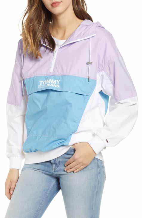 TOMMY JEANS TJW Retro Colorblock Pullover by TOMMY JEANS