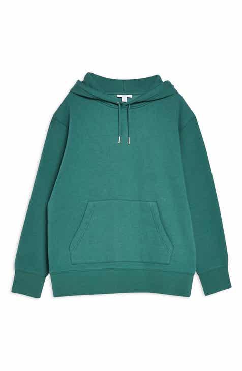 0ec3fa3bc60 Women s Green Sweatshirts   Hoodies
