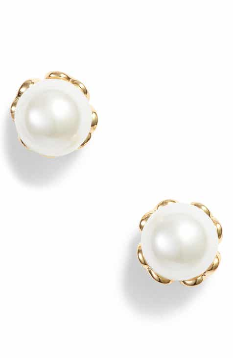 Pearl Earrings For Women Nordstrom